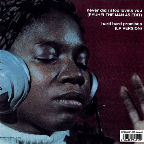 Alice Clark / Never Did I Stop Loving You (RYUHEI THE MAN 45 EDIT)
