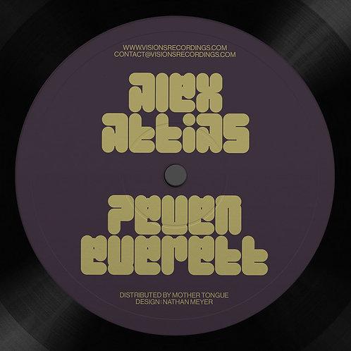 Alex Attias & Peven Everett / Love Dimension