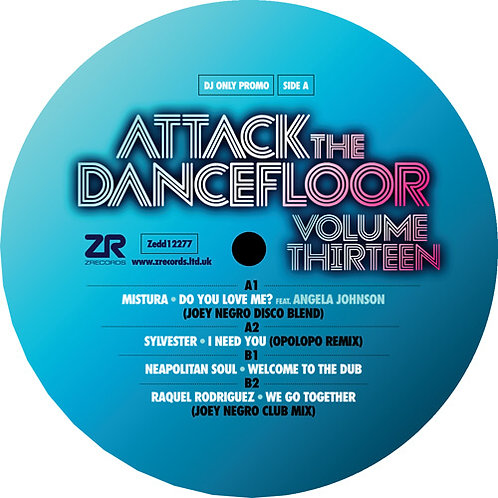 V.A. / Attack The Dancefloor Vol.13