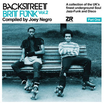 V.A. (Compiled by Joey Negro) / Backstreet Brit Funk Vol.2 (Part One)