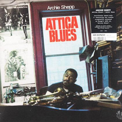 Archie Shepp / Attica Blues C/w Quiet Dawn