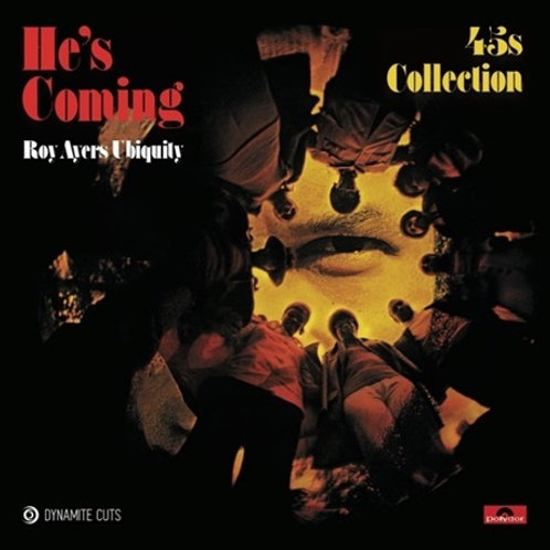 Roy Ayers Ubiquity / He's Coming 45s Collection