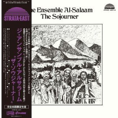 THE ENSEMBLE AL-SALAAM / The Sojourner