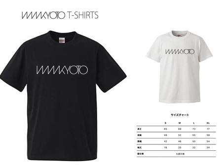WW KYOTO Tシャツ予約注文開始!