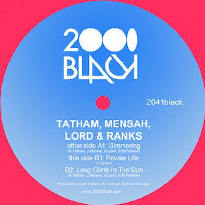 Tatham, Mensah, Lord & Ranks / Simmering