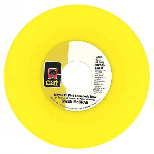 Gwen Mccrae / All This Love I'm Giving (Yellow Vinyl Repress)