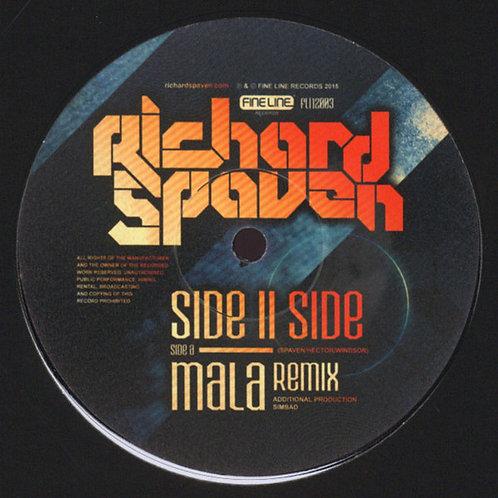 Richard Spaven / Side II Side (Mala Remix)