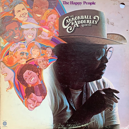 The Cannonball Adderley Quintet / The Happy People