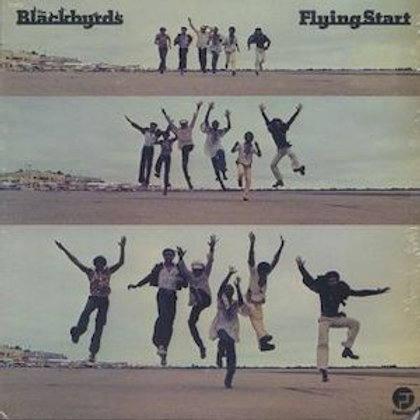 The Blackbyrds / Flying Start