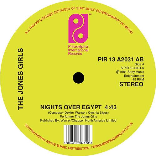 The Jones Girls / Nights Over Egypt