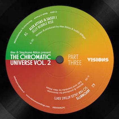 V.A. / The Chromatic Universe Vol.2 PT.3