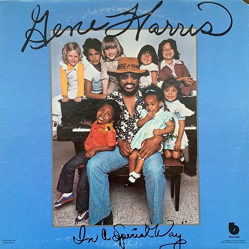 Gene Harris / In A Special Way