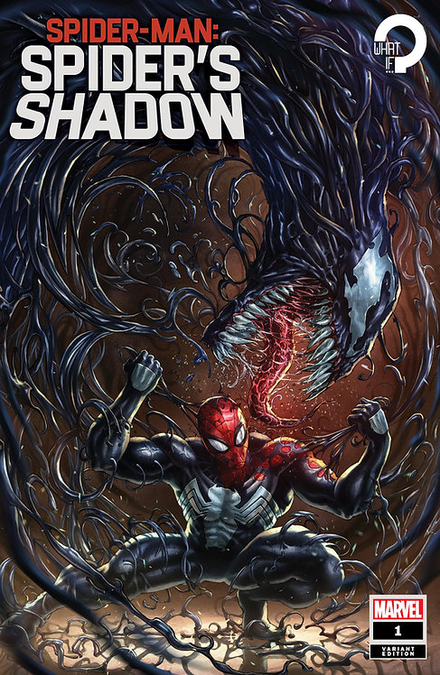 SPIDER-MAN: SPIDER'S SHADOW #1 ALAN QUAH EXCLUSIVE (04/14/21)