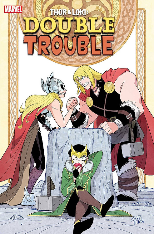 THOR AND LOKI DOUBLE TROUBLE #3 (OF 4) (05/05/21)