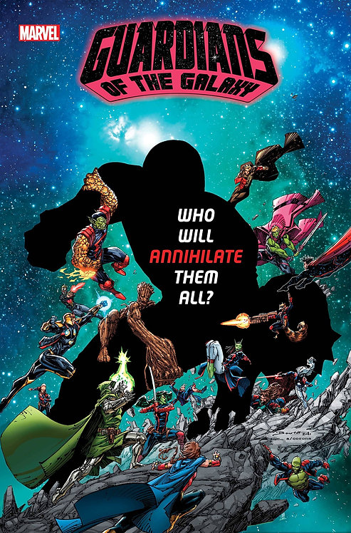 GUARDIANS OF THE GALAXY #16 ANHL (07/21/2021)
