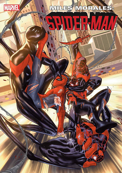 MILES MORALES SPIDER-MAN #26