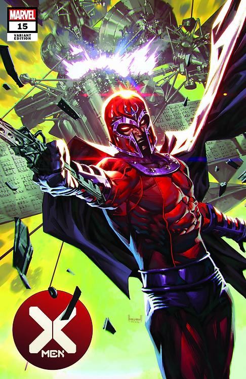 X-MEN #15 KAEL NGU EXCLUSIVE