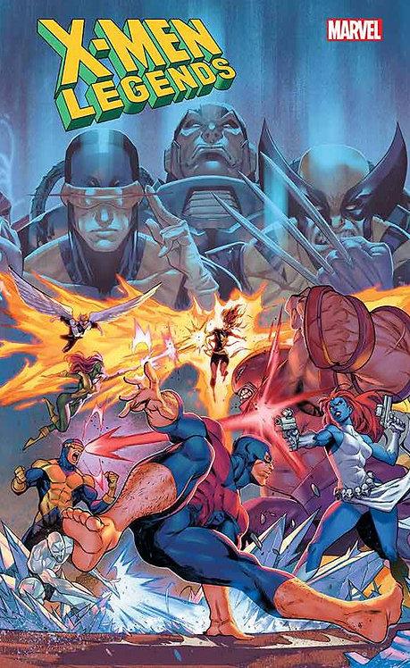 X-MEN LEGENDS #2 COELLO CONNECTING VAR