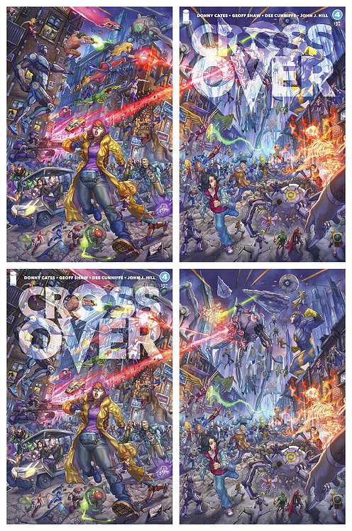CROSSOVER #04 ALAN QUAH EXCLUSIVE (02/24/21) LIMITED TO 666 (SET 1 & 2)