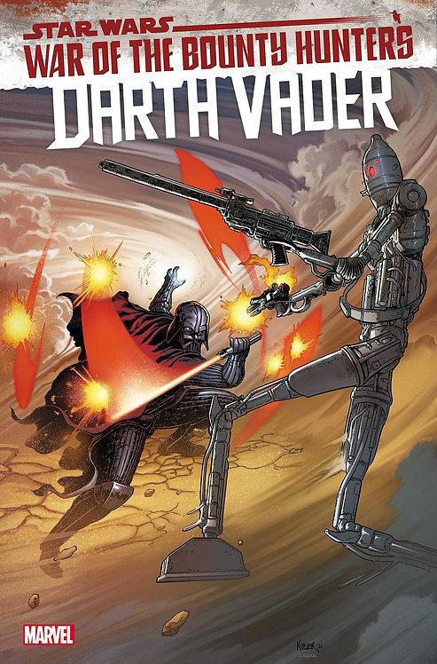 STAR WARS DARTH VADER #13 WOBH