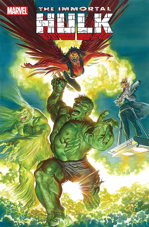 IMMORTAL HULK #46 (05/05/21)