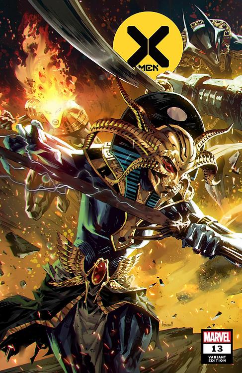 X-MEN #13 KAEL NGU EXCLUSIVE CONNECTING VAR (10/21/2020)
