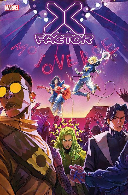 X-FACTOR #9 (05/12/21)