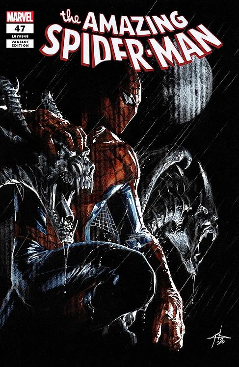 AMAZING SPIDER-MAN #47 GABRIELE DELLOTTO EXCLUSIVE