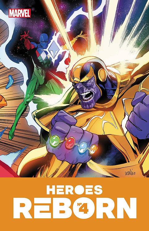 HEROES REBORN #4 (OF 7) (05/26/21)