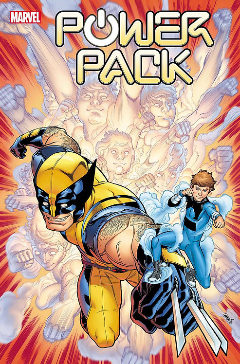 POWER PACK #4 (OF 5) (03/03/2021)
