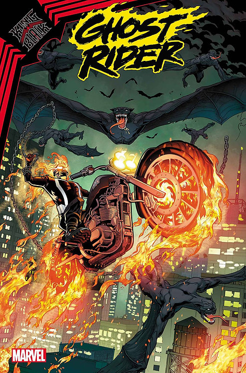 KING IN BLACK GHOST RIDER #1 (03/31/2021)