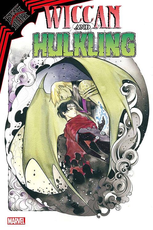 KING IN BLACK WICCAN AND HULKING #1 MOMOKO STORMBREAKERS VAR (03/03/2021)
