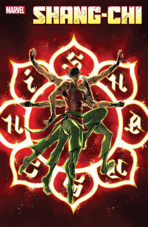 SHANG-CHI #1 (OF 5) SUPERLOG VAR (05/19/21)