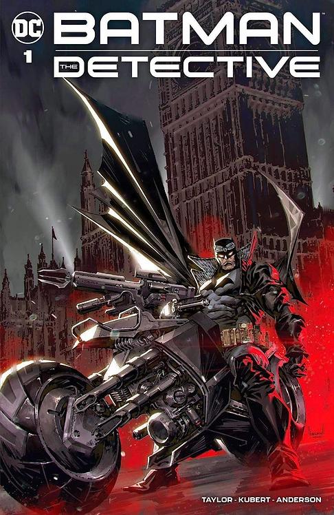 BATMAN: DETECTIVE #1 KAEL NGU EXCLUSIVE (