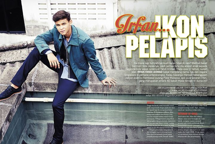 Irfan Fandi for Manja Feb15
