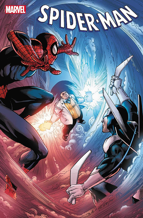 GIANT-SIZE AMAZING SPIDER-MAN KINGS RANSOM #1 (05/12/21)