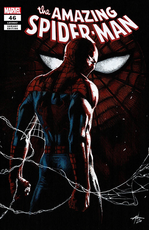 AMAZING SPIDER-MAN #46 GABRIELE DELLOTTO EXCLUSIVE