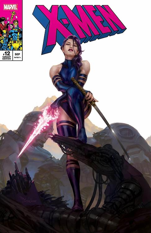 X-MEN #12 MIGUEL MERCADO EXCLUSIVE VAR EMP (09/16/2020)