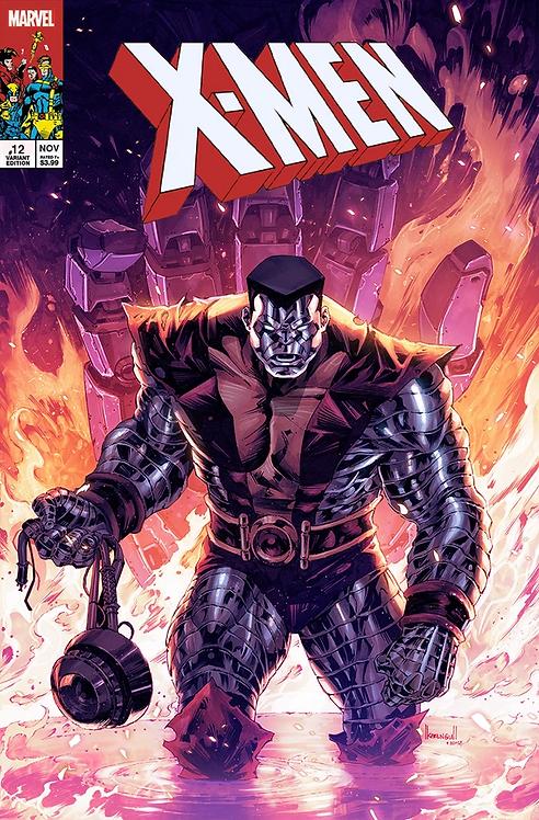 X-MEN #12 KAEL NGU EXCLUSIVE SEC VAR EMP (09/16/2020)