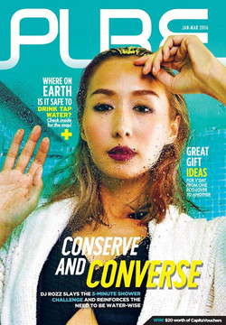 PURE Magazine feat Rosalyn Lee (Official)