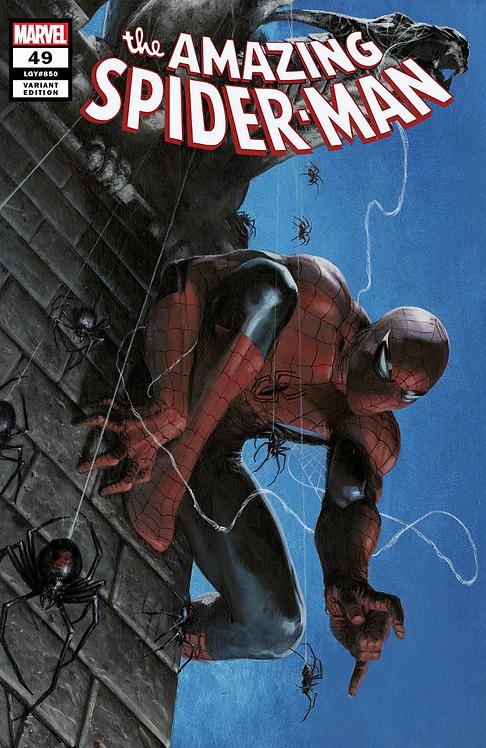 AMAZING SPIDER-MAN #49 GABRIELE DELLOTTO EXCLUSIVE