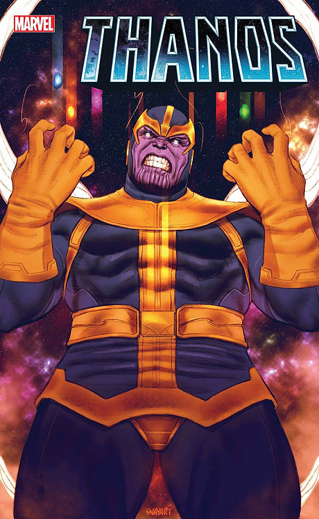 THANOS QUEST MARVEL TALES #1 (05/05/21)