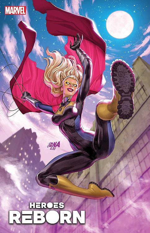HEROES REBORN NIGHT-GWEN #1