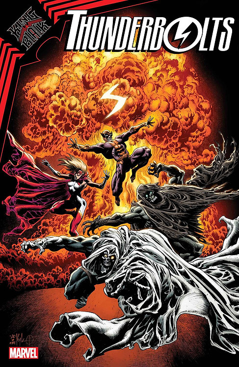 KING IN BLACK THUNDERBOLTS #3 (OF 3) (03/03/21)