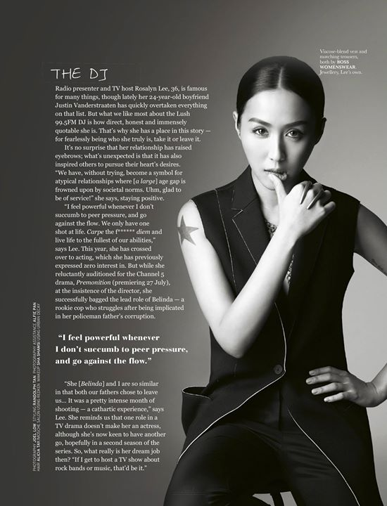 DJ ROZZ for ELLE August 2015
