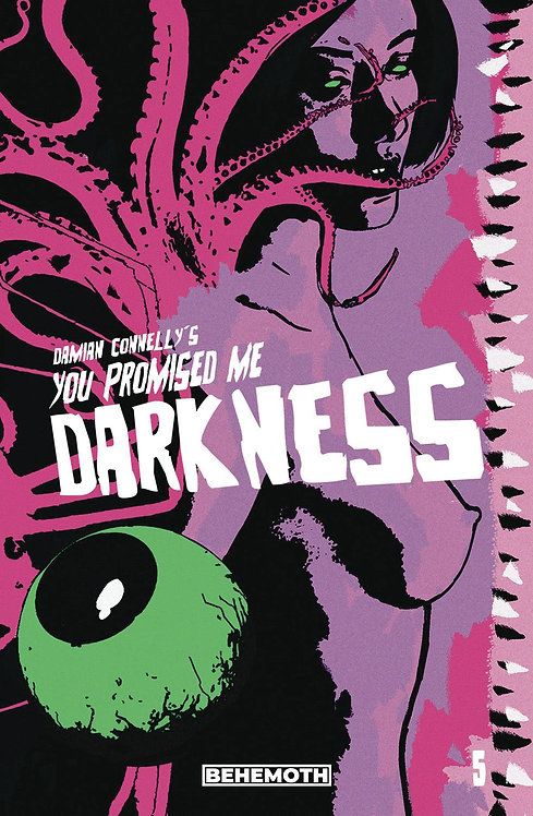 YOU PROMISED ME DARKNESS #5 CVR C CONNELLY (MR)