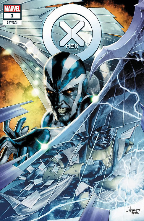 X-MEN #1 JAY ANACLETO (07/07/2021)