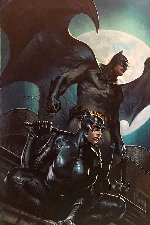 BATMAN / CATWOMAN #01 GABRIELE DELL'OTTO TEAM VARIANT (MID DEC)