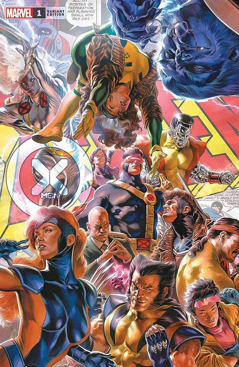 X-MEN #1 FELIPE MASSAFERA EXCLUSIVE (07/07/2021)
