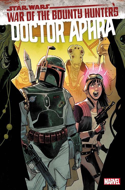 STAR WARS DOCTOR APHRA #12 WOBH (07/14/2021)